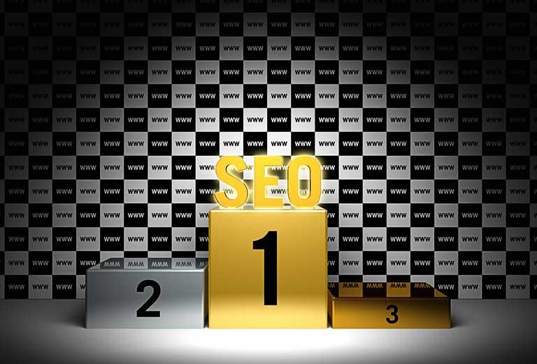 SEO Page 1 Google