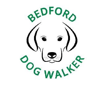 Bedford Dog Walker Logo