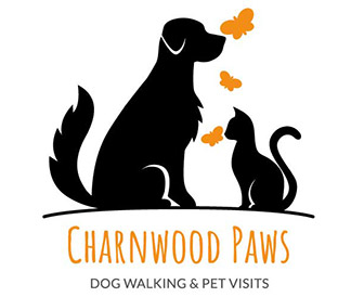 Charnwood Paws Project Logo