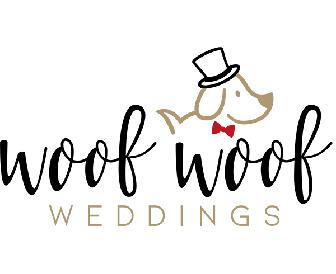 Woof Woof Weddings Logo