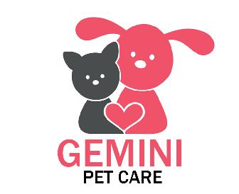 Gemini Pet Care Logo
