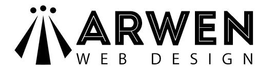Arwen Web Design Logo 2021